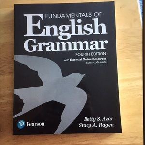 Other - Pearson's English Grammar